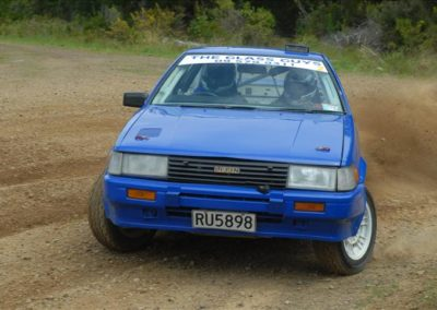2007 James Allen Rallysprint