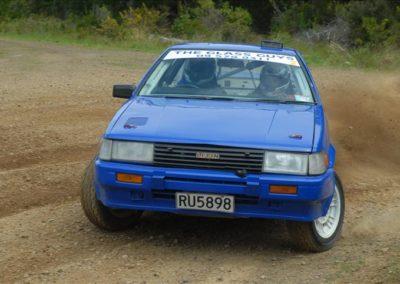2007 James Allen Rallysprint
