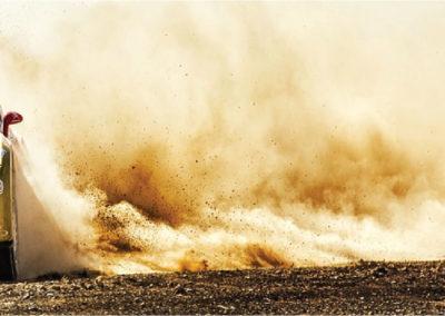 Dust!